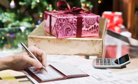 christmas caving planning tips